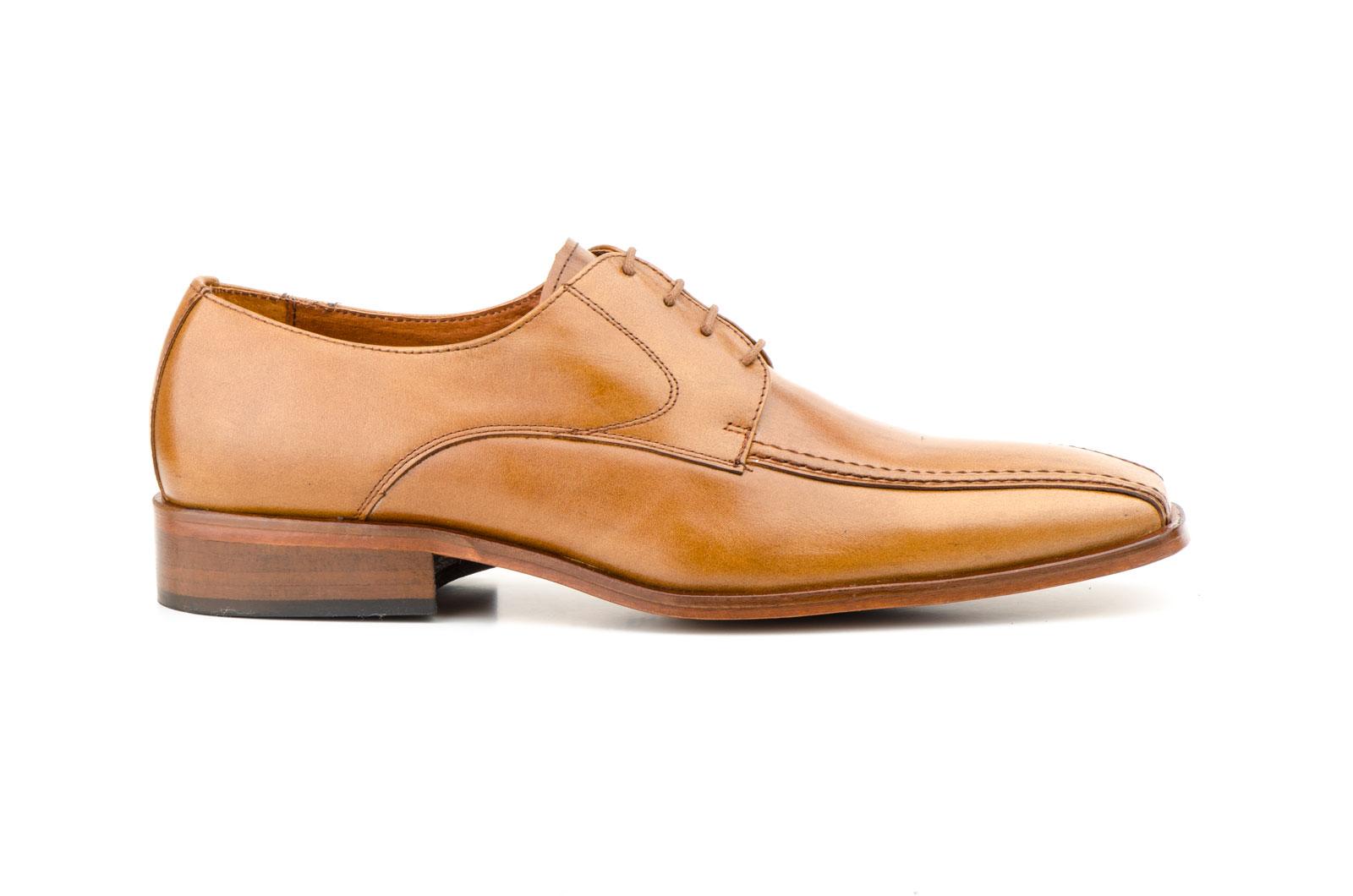 Zapato piel cuero perfil-Soulfor